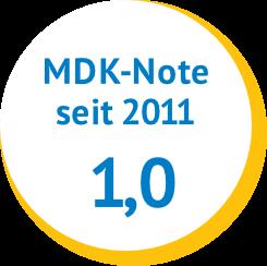 Logo MDK Note Modern